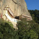 Monastero mega di Spilaio in Kalavryta Immagine Stock Libera da Diritti