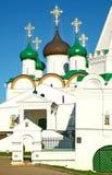 Monastero Nižnij Novgorod di ascensione di Pechersky immagine stock libera da diritti