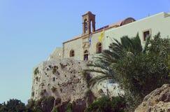 Monastero ortodosso Immagine Stock