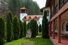 Monastero ortodosso Fotografia Stock