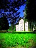 Monastero ortodosso Fotografie Stock