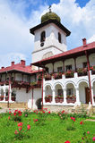 Monastero ortodosso rumeno Immagini Stock Libere da Diritti