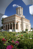 Monastero ortodosso rumeno fotografia stock libera da diritti