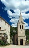 Monastero Ostrog, Montenegro immagini stock