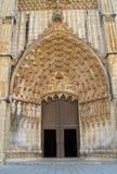 Monastero Portogallo di Batalha Fotografie Stock Libere da Diritti