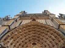 Monastero Portogallo di Batalha Fotografie Stock