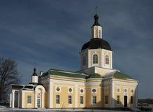 Monastero Russia Immagine Stock