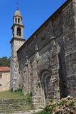 Monastero spagnolo Fotografie Stock