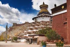 Monastero tibetano Immagine Stock