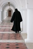 monasteru michaelita ortodoksyjny romanian Obraz Royalty Free