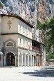 monasteru Montenegro ortodoksyjny ostrog Zdjęcie Stock