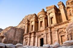 monasteru petra zdjęcie stock