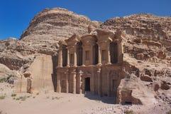 monasteru petra obrazy stock