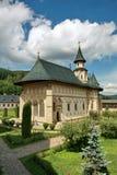 monasteru putna fotografia royalty free