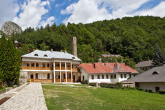 monasteru ramet Zdjęcie Stock