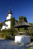 monasteru Romania varatec Obrazy Stock