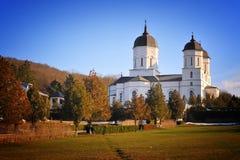 monasteru romanian Obrazy Royalty Free
