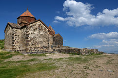 monasteru sevanavank Obrazy Royalty Free