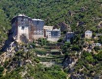 monasteru simonopetra zdjęcia royalty free