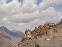 monasteru spiti dolina Zdjęcie Royalty Free