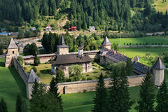 monasteru sucevita Zdjęcie Stock