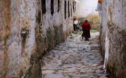 monasteru tashilhunpo Fotografia Stock