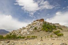 monasteru thiksey Fotografia Royalty Free