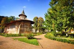 monasteru voronet Obraz Royalty Free