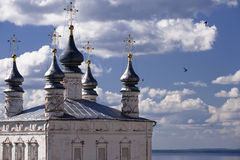 Monastery Royalty Free Stock Photography
