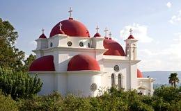 Monastery of 12 Apostles 2 Royalty Free Stock Photos