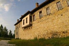 Monastery. Medieval monastery situated in Bulgaria-Arapovski manastir Royalty Free Stock Photo