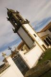 Monastery. VIII century monastery in Galicia , Spain, heritage Royalty Free Stock Photography