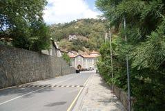 monastery Stockfoto