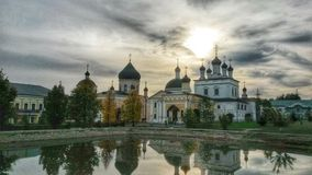 monastery Fotografia Stock Libera da Diritti