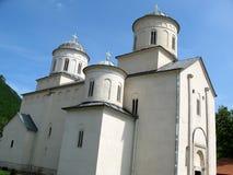 Monastery. Orthodox monastery Mileseva in Serbia royalty free stock photography