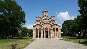 monastery Immagine Stock