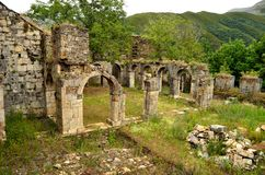 monastery Stockbild