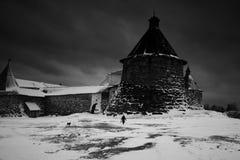 monastery Imagem de Stock