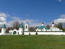monastery Lizenzfreie Stockbilder