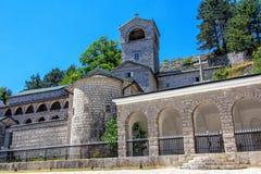 monastery Fotografie Stock