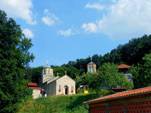 monastery Immagini Stock