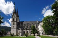 Monastery Admont stock image