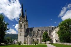 Monastery Admont Stock Photo