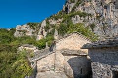 Monastery of Agia Paraskevi. Monodendri, Greece Stock Photo