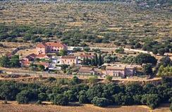 Monastery of Agios Andreas at Kefalonia Royalty Free Stock Photo
