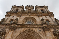 Monastery of Alcobaça Royalty Free Stock Photography
