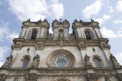 Monastery Alcobaça. Beautiful monastery Alcobaça - Portugal - Europe Royalty Free Stock Photos