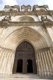 Monastery Alcobaça. Beautiful Monastery Alcobaça - Portugal - Europe Royalty Free Stock Images