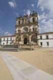 Monastery Alcobaça. Beautiful Monastery Alcobaça - Portugal - Europe Royalty Free Stock Image