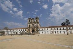 Monastery Alcobaça Stock Photos